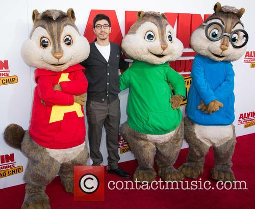Justin Long, Alvin and The Chipmunks 10