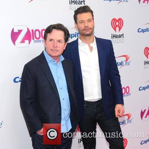 Michael J. Fox and Ryan Seacrest 3