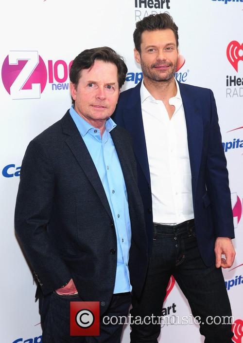 Michael J. Fox and Ryan Seacrest 4