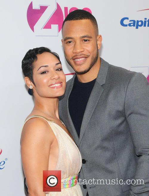 Grace Gaeley and Trai Byers 6
