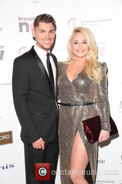 Kieron Richardson and Jorgie Porter 5
