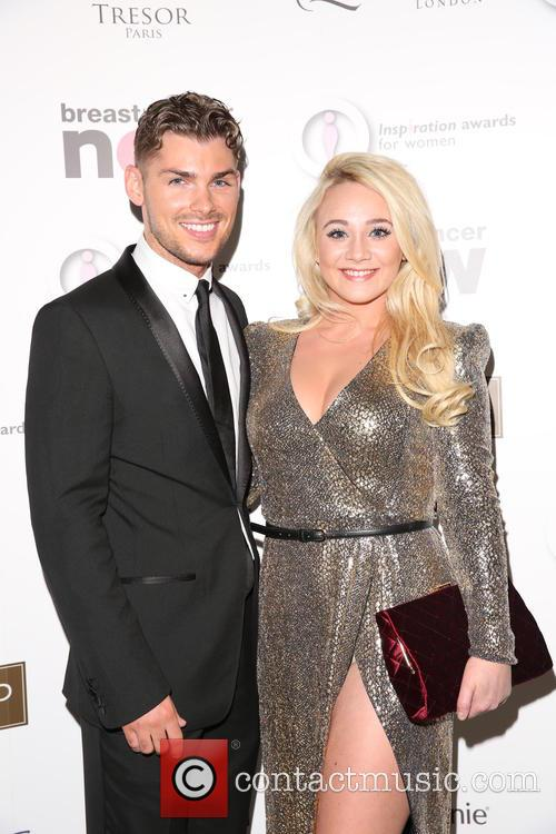 Kieron Richardson and Jorgie Porter 6