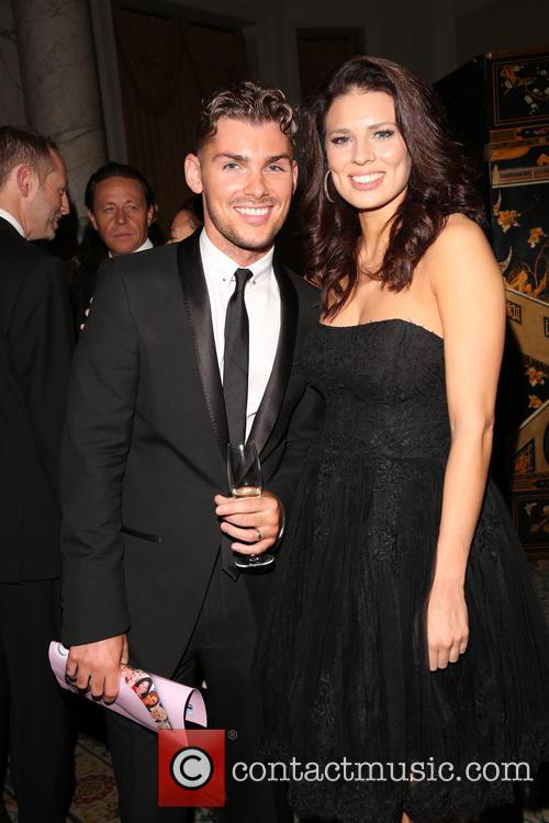 Kieron Richardson and Twinnie Lee Moore 7