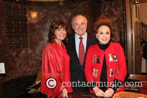 Rikki Klieman, Bill Bratton and Cindy Adams 1