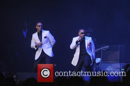Ronnie Devoe and Michael Bivins 1