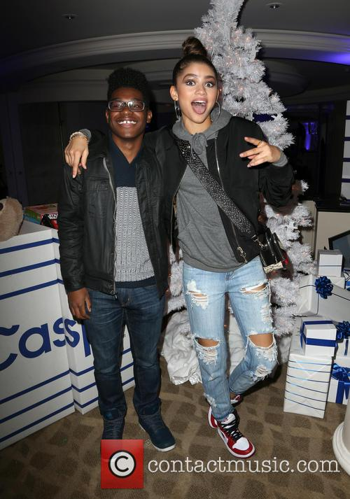 Kamil Mcfadden and Zendaya 3