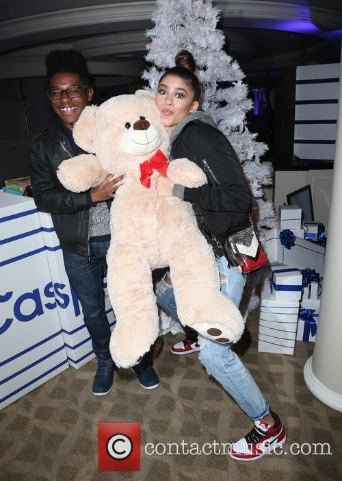 Kamil Mcfadden and Zendaya 4