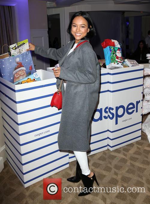Casper + NCLUSIVE Winter Wonderland Hosted By Zendaya
