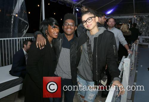 Kamil Mcfadden and Zendaya 6