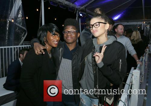 Kamil Mcfadden and Zendaya 7