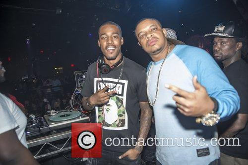 Dj Damage and Curtis Young 2