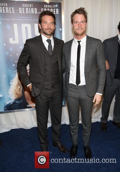 Bradley Cooper and Jake Mcdorman 1
