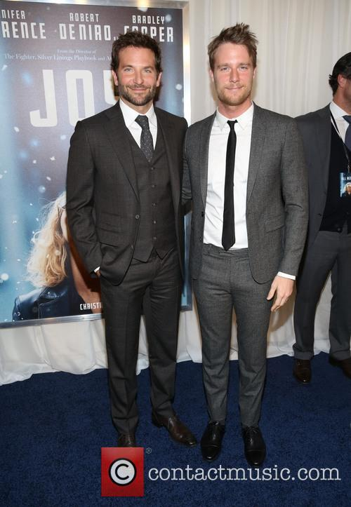 Bradley Cooper and Jake Mcdorman 2