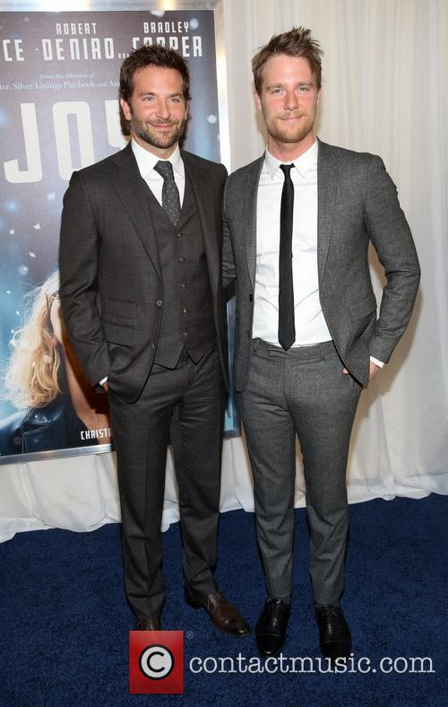 Bradley Cooper and Jake Mcdorman 3