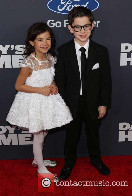 New York premiere of 'Daddy's Home'