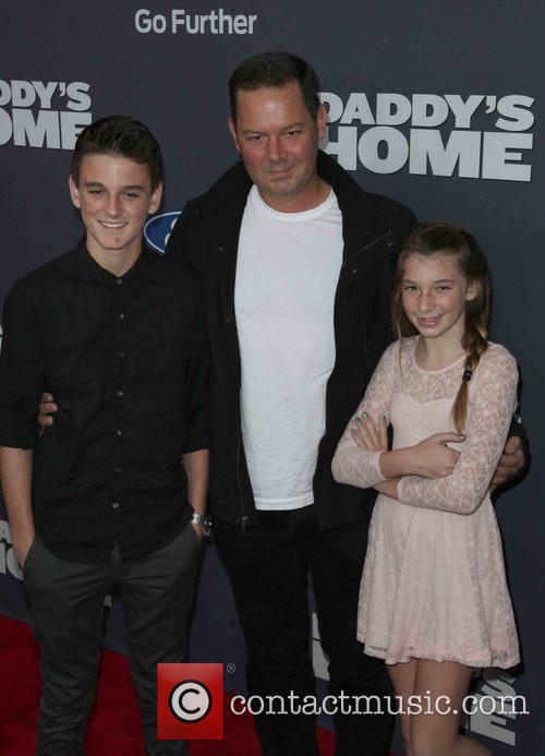 Kevin Messick and Kids 3