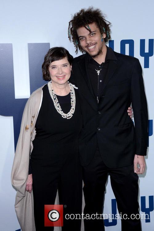 Isabella Rossellini and Roberto Rossellini 2