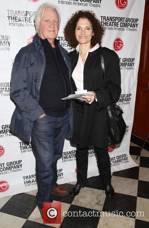 Pat O'connor and Mary Elizabeth Mastrantonio 1