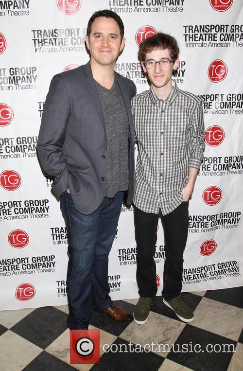 Santino Fontana and Noah Robbins 1