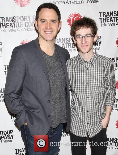 Santino Fontana and Noah Robbins 2