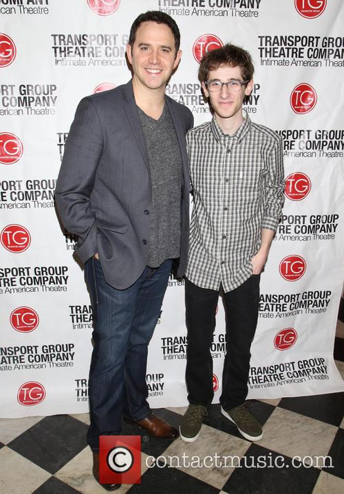 Santino Fontana and Noah Robbins 3