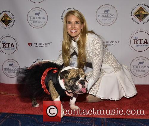 Beth Stern and Josie The Bulldog 7