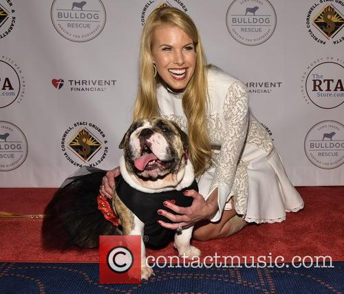 Beth Stern and Josie The Bulldog 10
