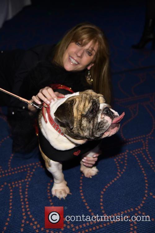 Jill Rappaport and Josie The Bulldog 2