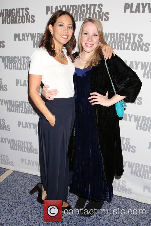 Elizabeth Rodriguez and Emma Myles 3