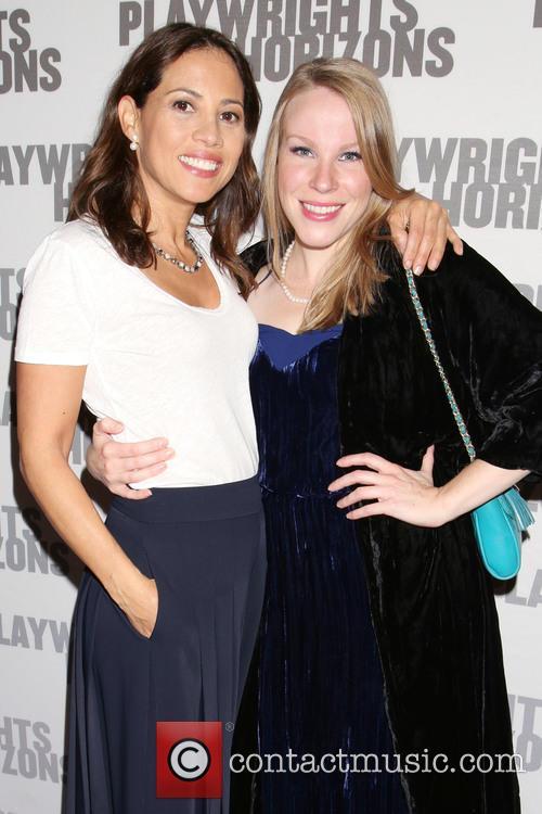 Elizabeth Rodriguez and Emma Myles 4
