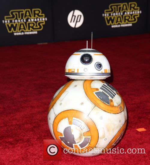 Walt Disney, Bb-8 and Star Wars 3