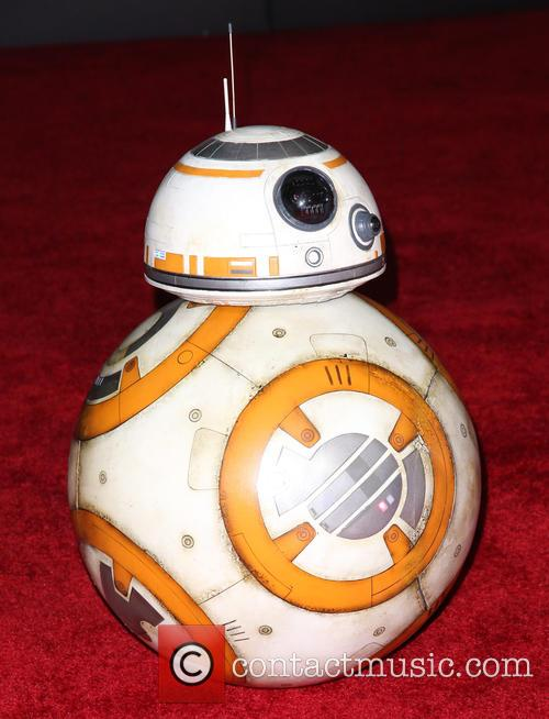 Walt Disney, Bb-8 and Star Wars 4