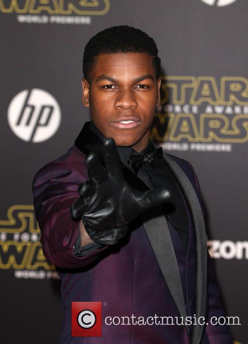 John Boyega Says John Williams Music For His 'Star Wars' Character Is 'Pretty Darn Cool'