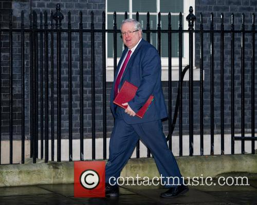 Patrick Mcloughlin Mp and Secretary Of State For Transport 2
