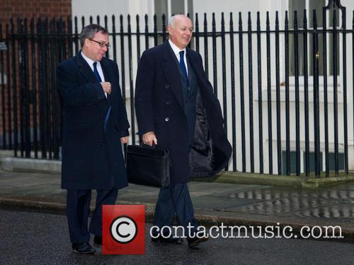 Weekly Cabinet Meeting in Downing Street - Arrivals...