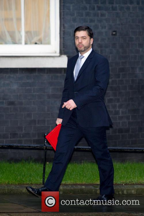 Stephen Crabb Mp and Secretary Of State For Wales 1