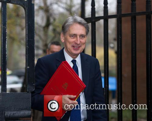 Philip Hammond Mp, Secretary Of State For Foreign and Commonwealth Affairs 5