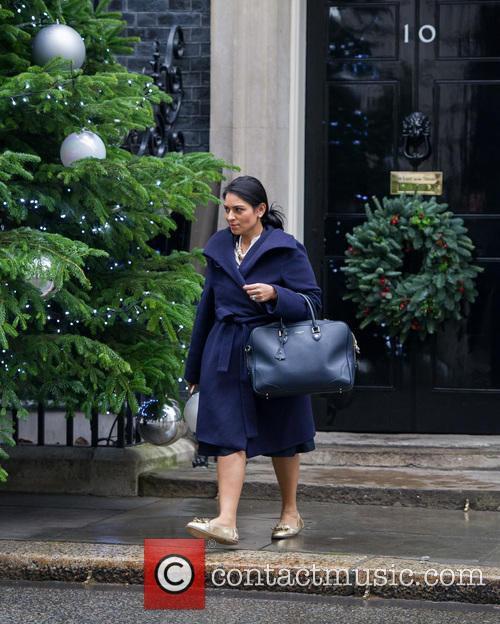 Priti Patel Mp and Minister Of State For Employment 2