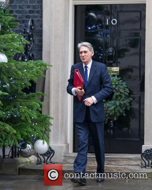 Philip Hammond Mp, Secretary Of State For Foreign and Commonwealth Affairs 6