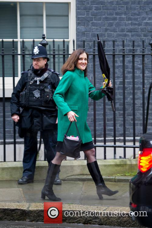 Theresa Villiers Mp and Secretary Of State For Northern Ireland. 3