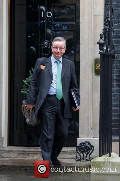 Justice, Michael Gove Mp and Lord Chancellor 2