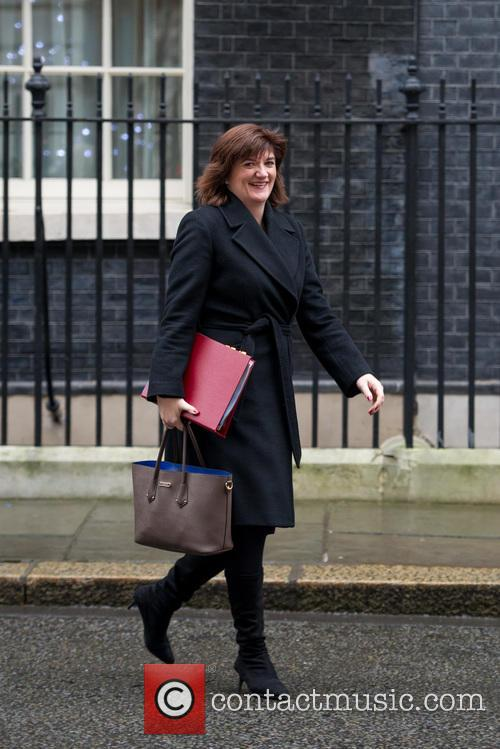 Nicky Morgan Mp, Secretary Of State For Education, Minister For Women and Equalities 2