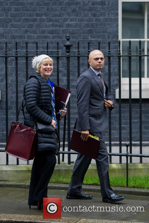 Anna Soubry Mp and Sajid Javid Mp 5