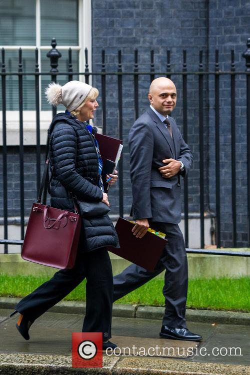 Anna Soubry Mp and Sajid Javid Mp 6
