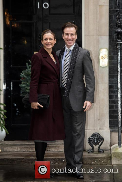 Katie Derham and Anton Du Beke 1