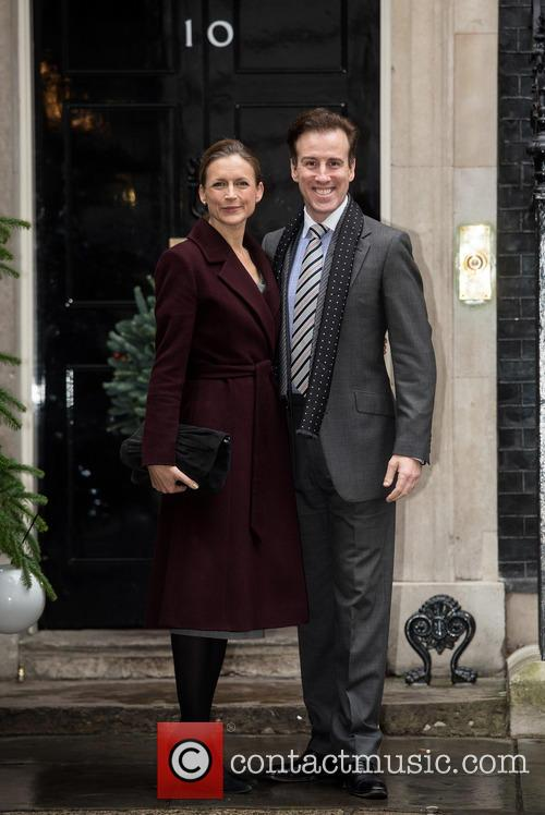 Katie Derham and Anton Du Beke 2