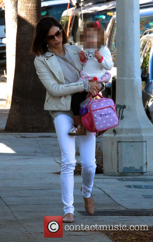 Jenna Dewan and Everly Tatum 6