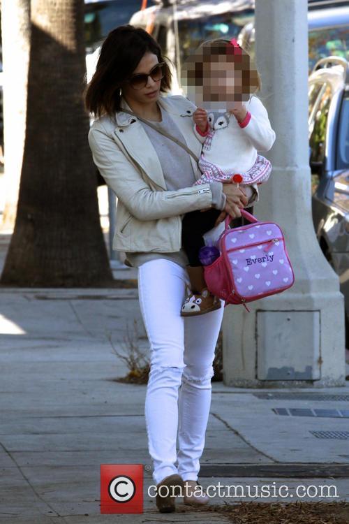 Jenna Dewan and Everly Tatum 11