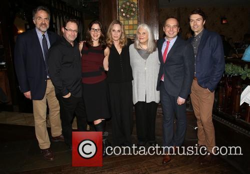 Tim Sanford, Stephen Root, Anne Kauffman, Lisa Emery, Lois Smith, Jordan Harrison and Noah Bean