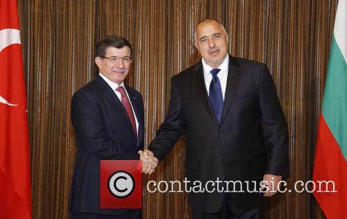 Boiko Borisov and Ahmet Davutoglu 3